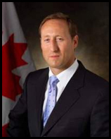 L'honorable Peter MacKay, C.P., député - Ministre de la Défense nationale