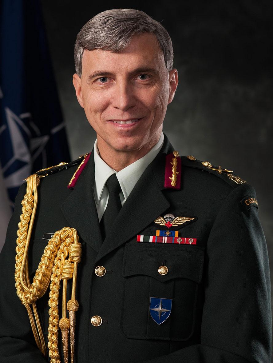 biography of mgen j j r s bernier biography national defence
