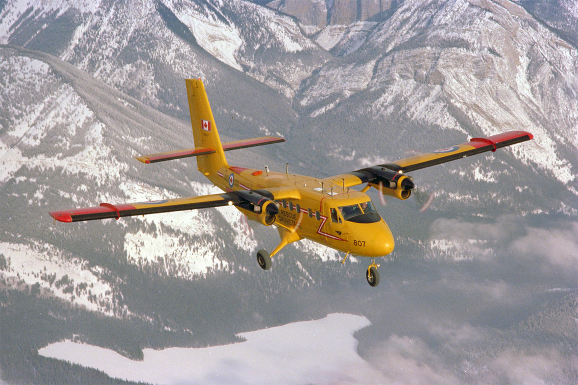 KF Aerospace is awarded a $9.6 million to maintain Twin Otter
