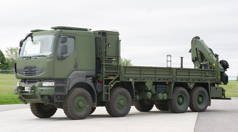 Standard Military Pattern Truck
