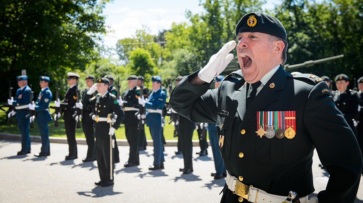 Welcome to the Canadian Armed Forces Community