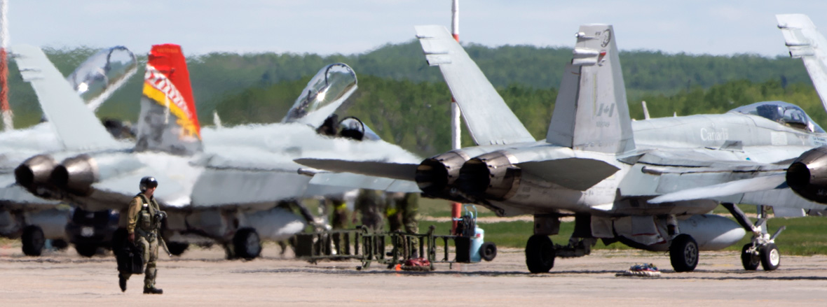 Slide - Royal Canadian Air Force hosts Exercise MAPLE FLAG