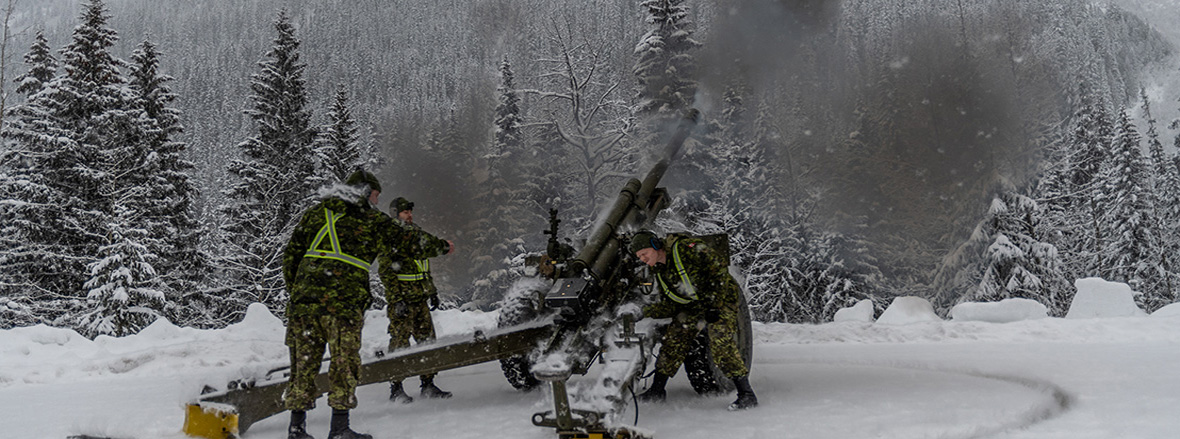 Home | National Defence | Canadian Armed Forces