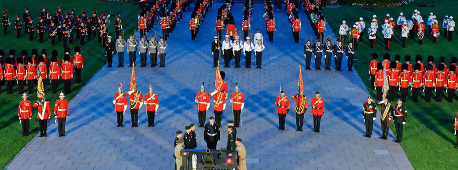 The canadian armed forces invites you to fortissimo on parliament hill
