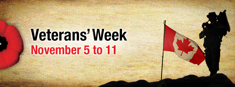 2014 National Veterans' Week Speakers Program