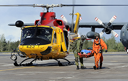 1 Canadian Air Division leads advancements for the search and rescue community