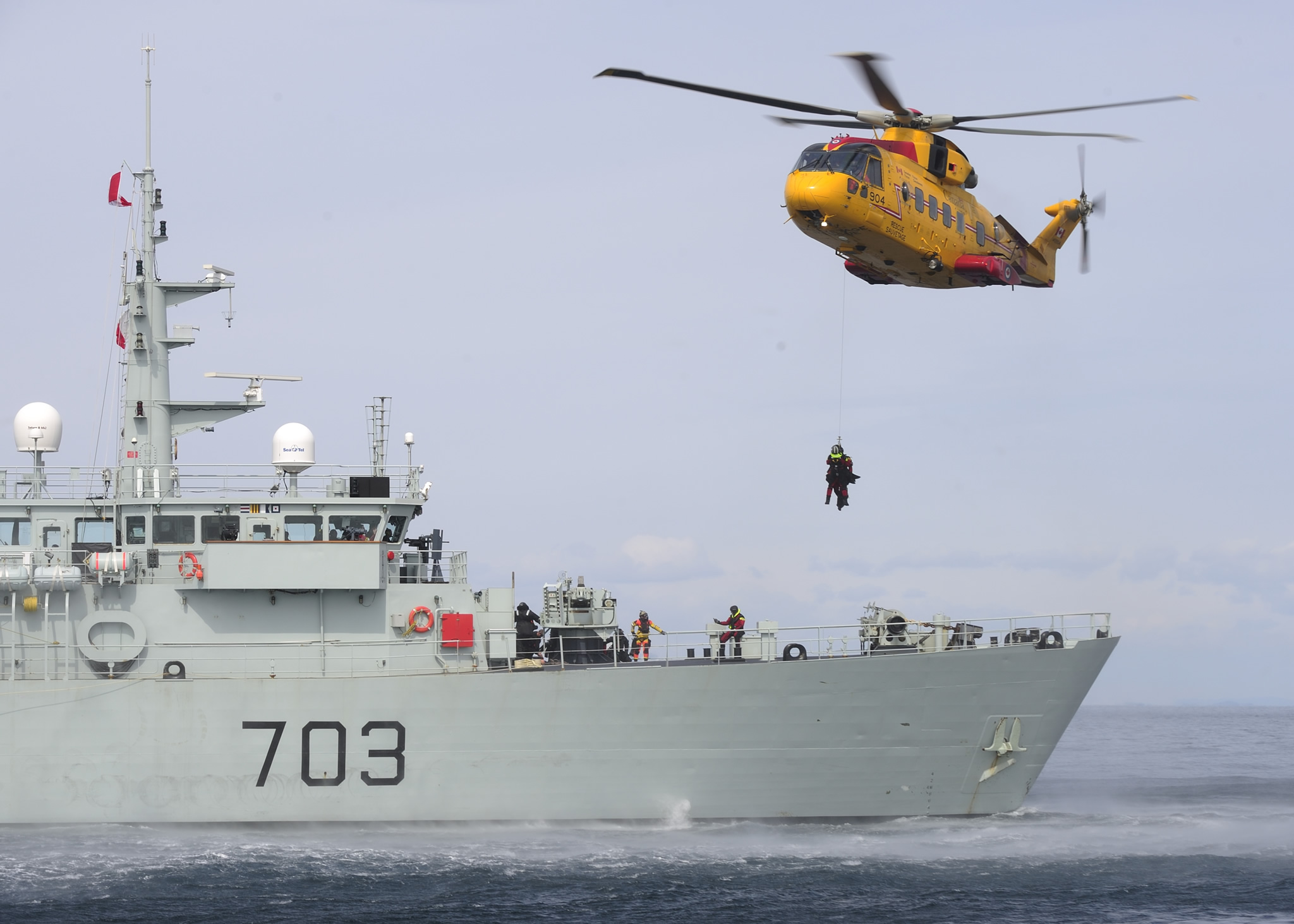 30 April 2013 A Royal Canadian Air Force Ch