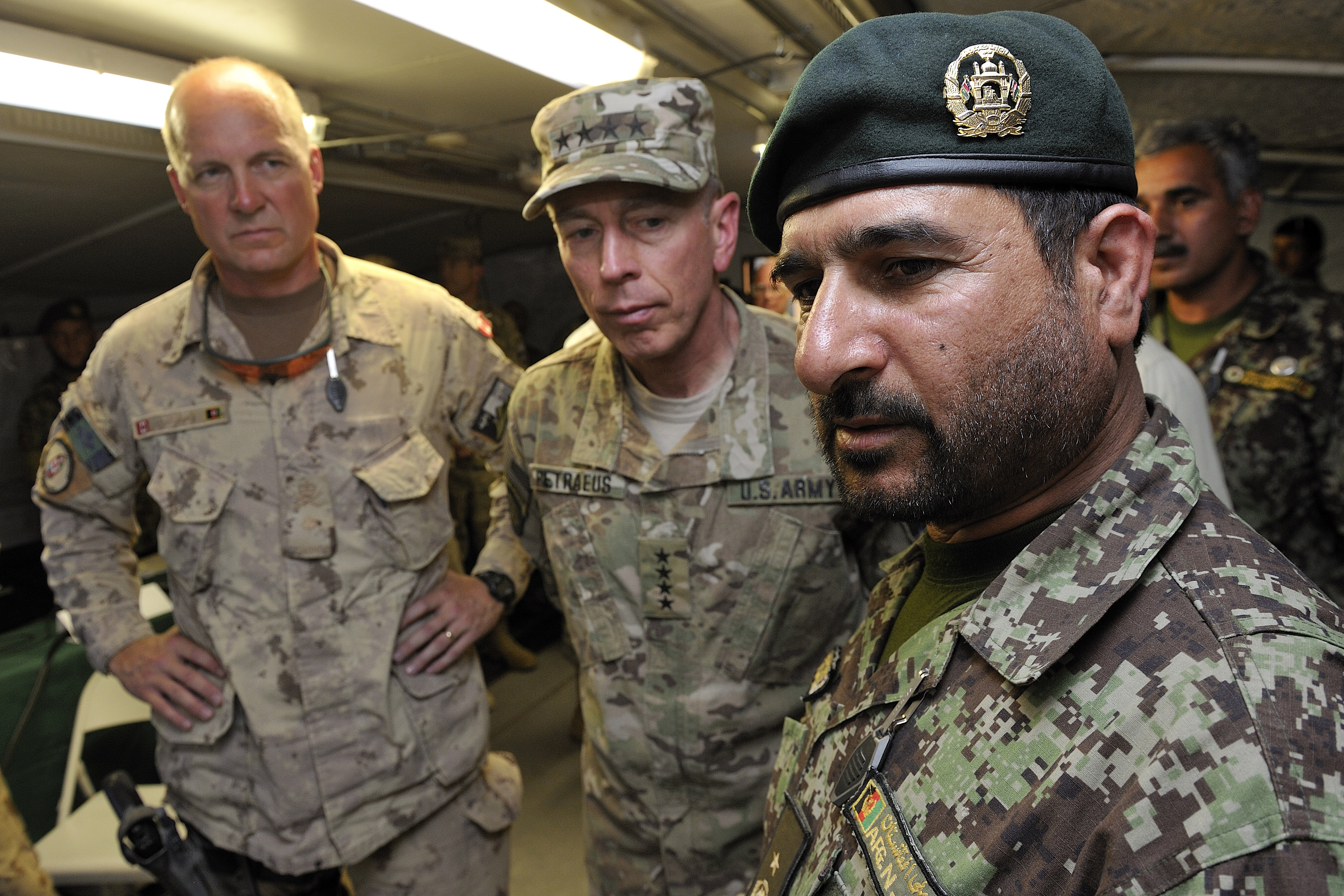 Heroes of the Afghan war: names and their exploits 23