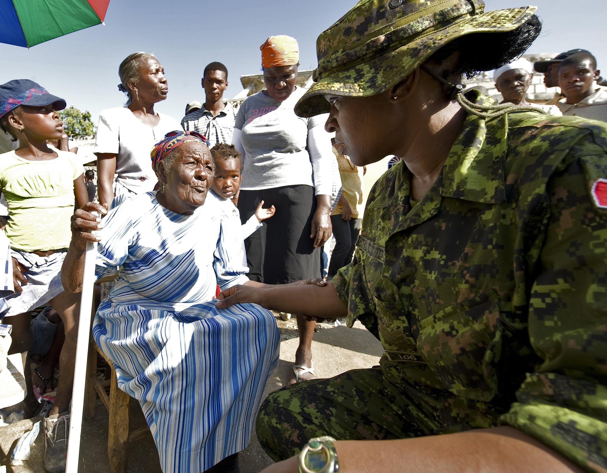 jobs ong a haiti