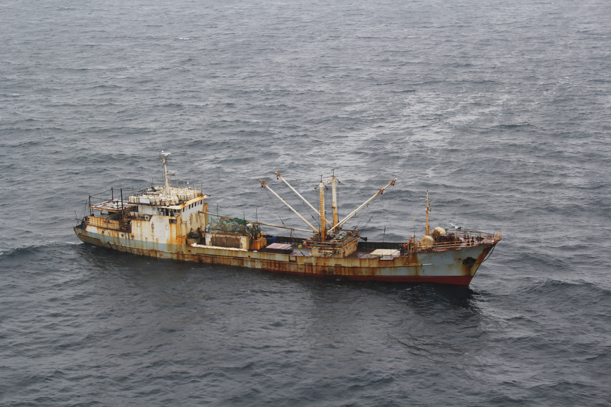 Operation driftnet north pacific ocean canadian armed for Fishing without a license california
