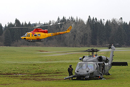 Teamwork beyond borders: Canadian and U.S. search and rescue teams work together