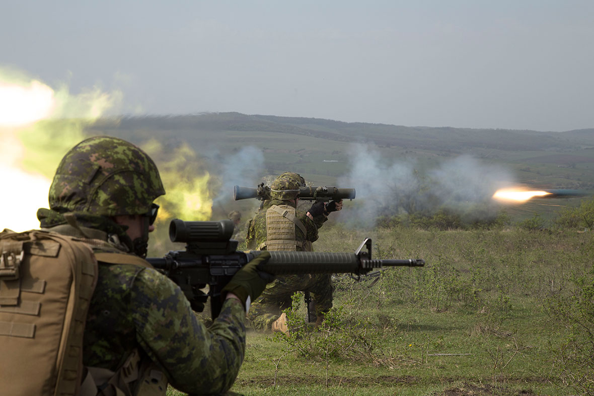 Article | Canadians and Romanians Share Strategies and Tactics