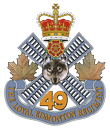 C Company (The Yellowknife Company) Badge