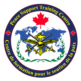 Peace Support Training Centre Crest